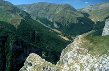 La valle del Tenna dalla Sibilla a Porto Sant'Elpidio