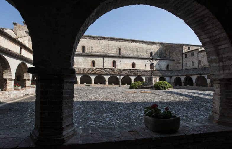 San Benedetto, il bene comune ed il carattere marchigiano.