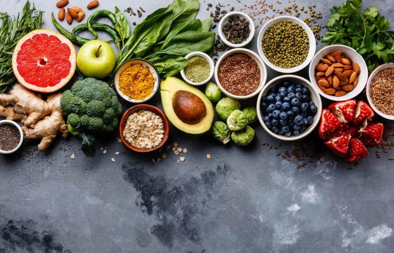 Alimentazione per rimettersi in forma