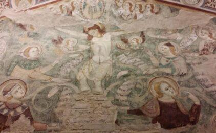 La pittura medievale nelle Marche: la Cripta di Sant'Ugo a Montegranaro