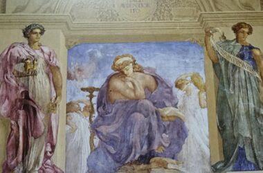 Pittura nelle Marche di inizio '900: dal verismo all'art noveau