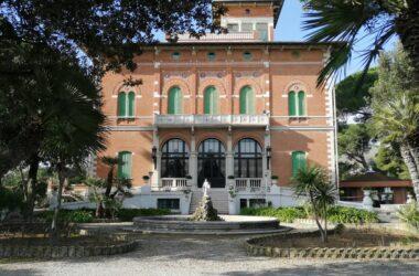 Stile Liberty nell'architettura di inizio novecento: i villini Liberty della costa adriatica